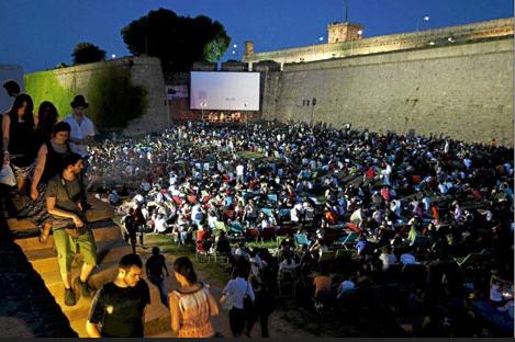 Cine vida llena de gracia for Cinema fresca montjuic